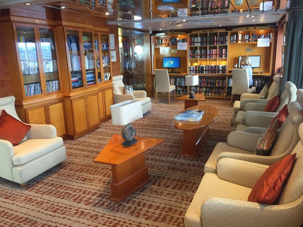 Library luxury