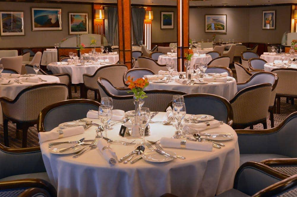 Dining room luxury