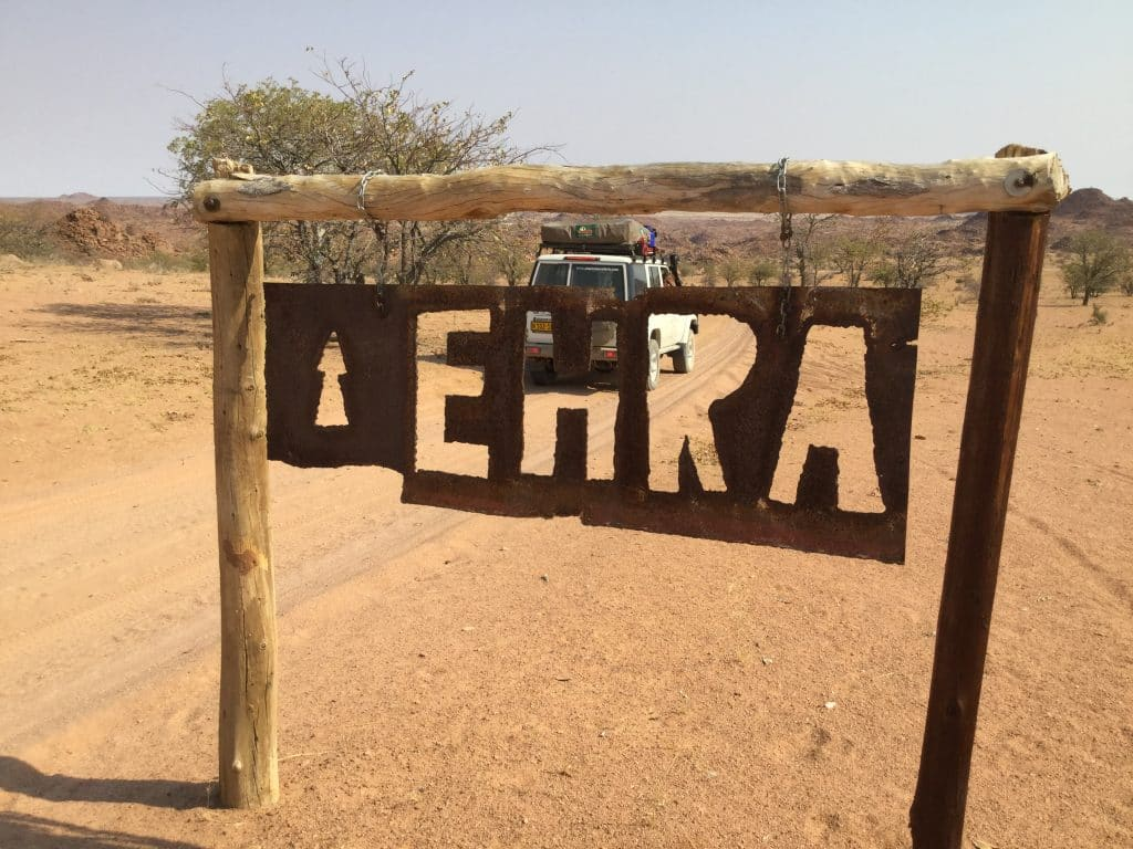 Arriving at EHRA