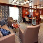 Owner's Suite, extreme luxury