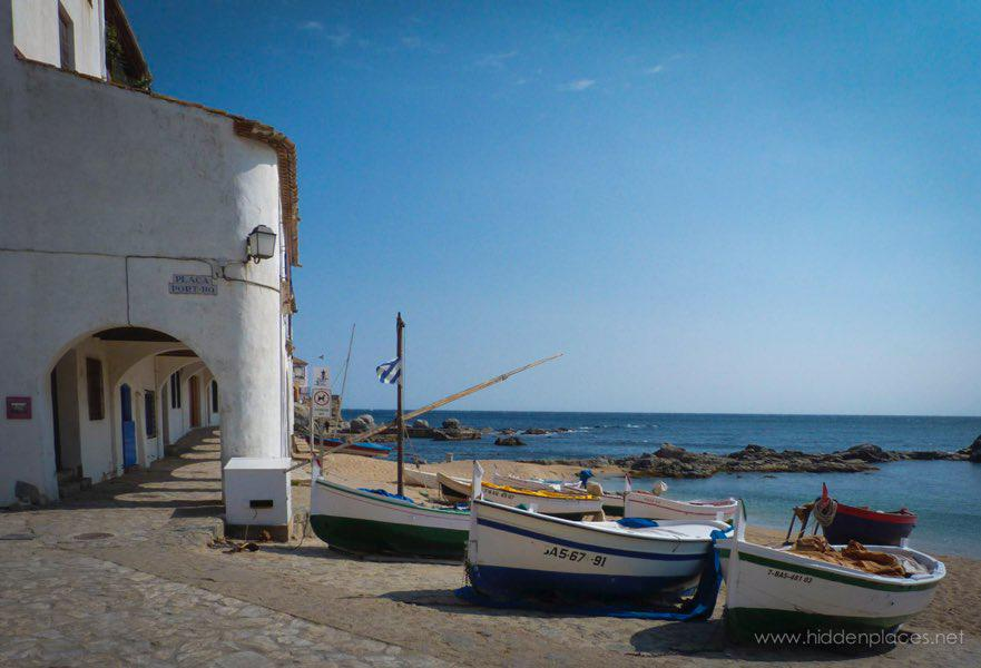 Amazing view in Calella de Palafrugell Baixa