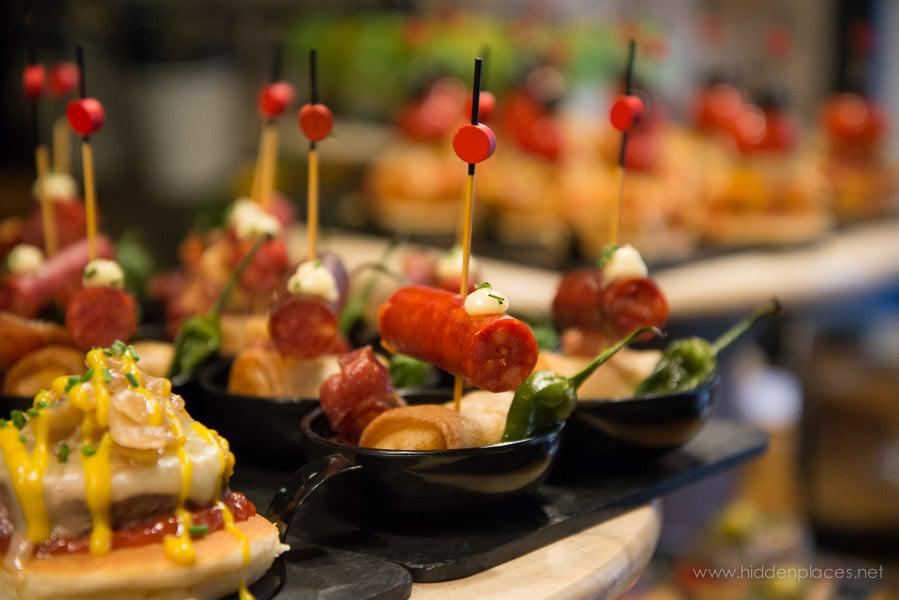 Delicious Food Trips in Spain