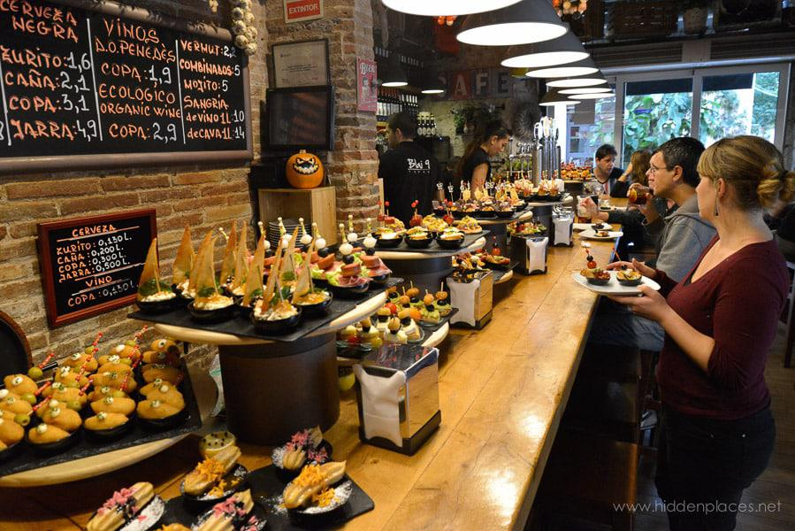 Spain's Flavorful Dishes