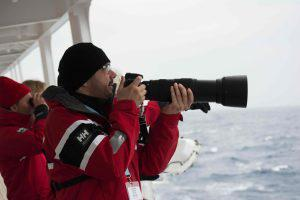 Wildlife photography, Drake Passage