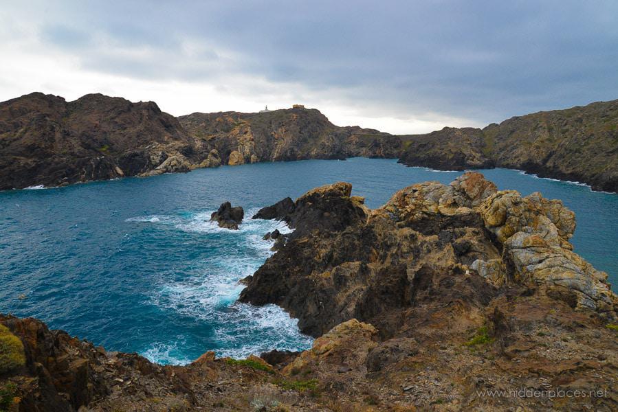 Coastal View in Spain