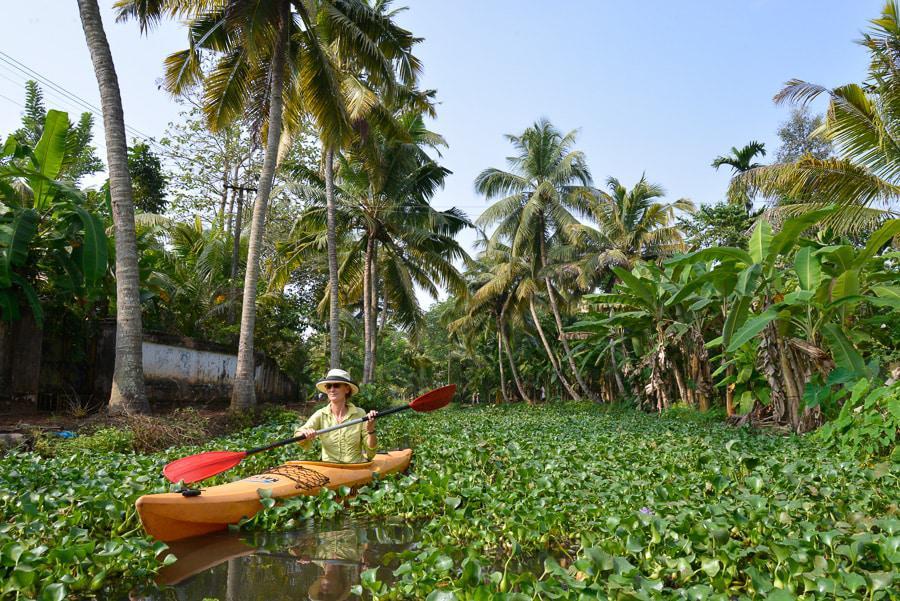 Amazing Kayaking India Adventures