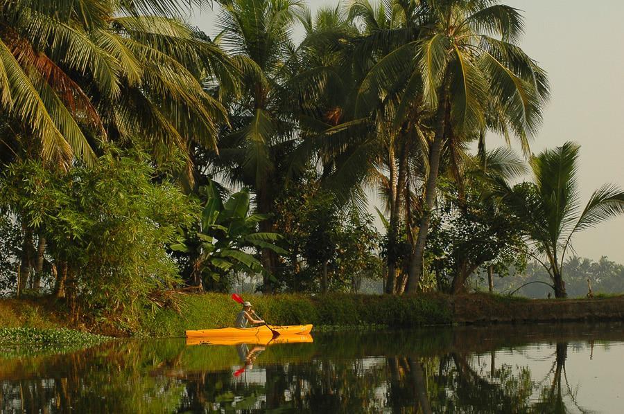 Adventurous Kayaking India