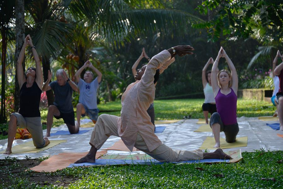 One With Nature Yoga in India