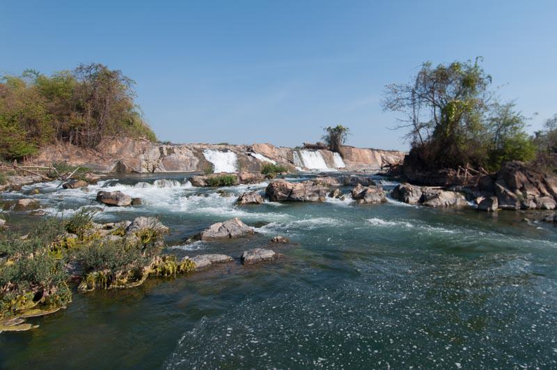 Beautiful River in Laos