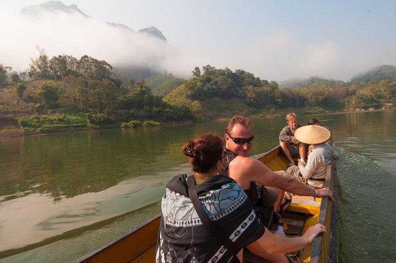 Laos Adventure Tour