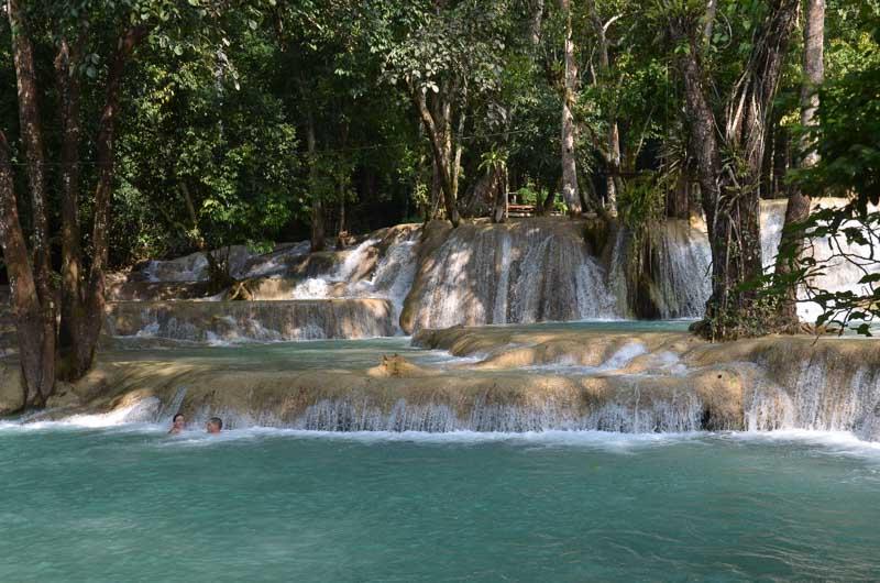 Beautiful Water Falls