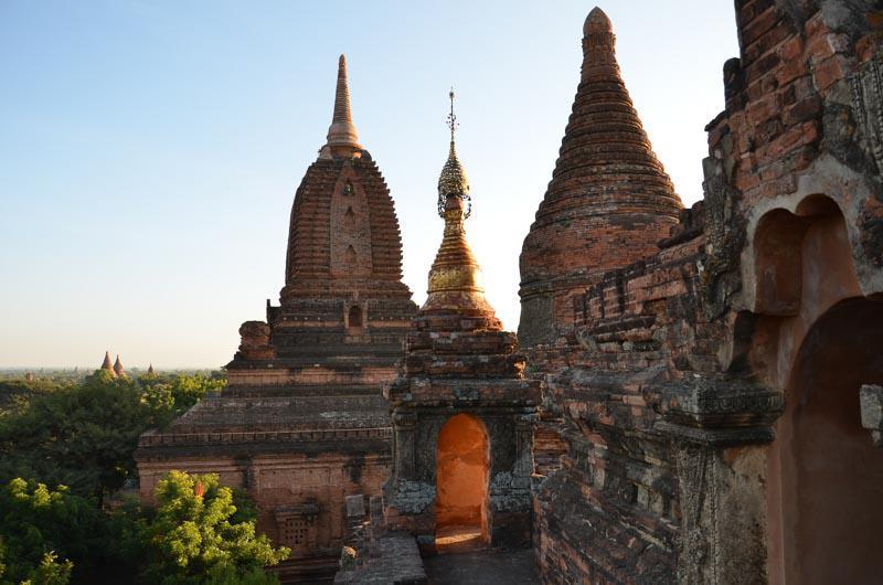 Amazing Myanmar Temples