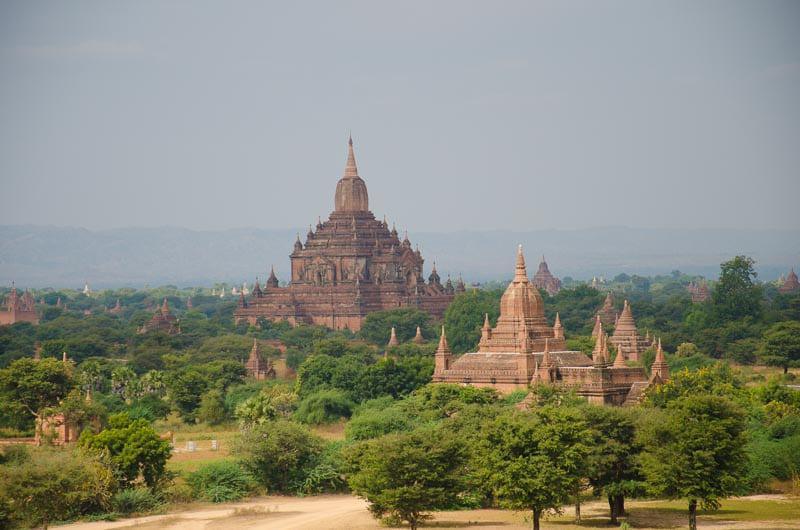 Myanmar Temples in Myanmar