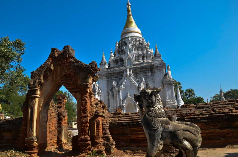 Ancient Myanmar Temple