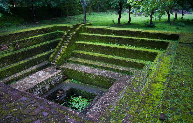Ancient Architectures in Sri Lanka