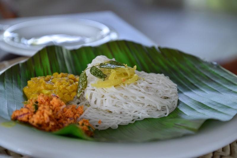 Delicious Sri Lanka Cuisine