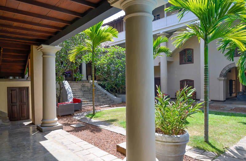 Traditional Sri Lanka House