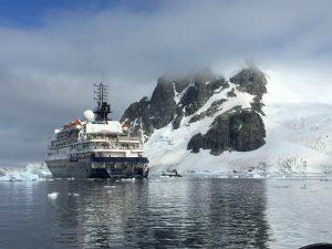 Antarctica - Hebridean Sky