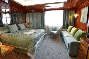 Antarctica Hebridean Sky Accommodation